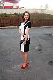 red and white dress what color shoes style guru fashion glitz