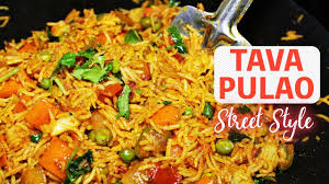 Chinese Main Dish Recipe - tava pulao recipe quick and easy vegetable tawa pulao main