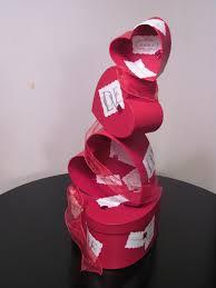 vinyl valentines vase craft