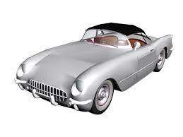 max corvette 1959 chevrolet corvette convertible car 3ds 3d studio software