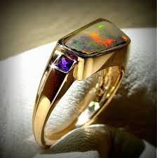 Geode Engagement Ring Box Doug Feakes And Cathy Busch Digger U0027s Gold Jewelry