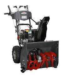 amazon com briggs and stratton 1696614 dual stage snow thrower