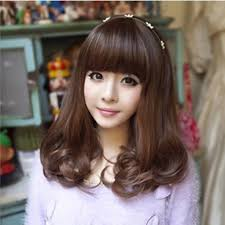 short hairstyles with center part and bangs medium length curly hairstyles with bangs short hair neat bang pear