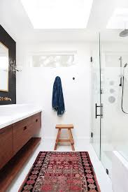 Rugs For Bathrooms by Want To Try A Persian Rug In The Bathroom U2014 Miss Prints