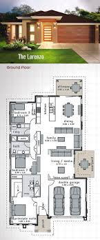 best single house plans 24 best single storey designs images on house design