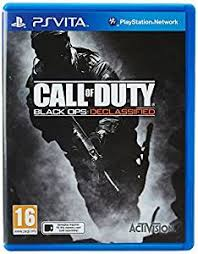 amazon com playstation vita wi buy call of duty black ops declassified ps vita online at low