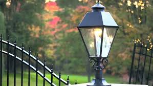 electric lights that look like gas lanterns outdoor gas lights therav info