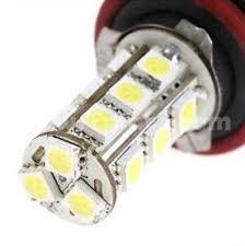Led Auto Lights H11 18 Smd Led Car Headlight Fog Lamp Light Bulbs Tmart
