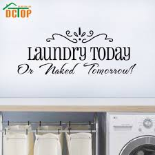 Decor For Laundry Room by Online Buy Wholesale Laundry Room Decor From China Laundry Room