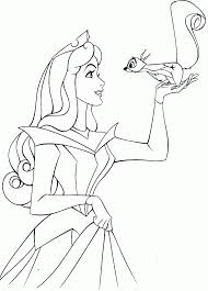 aurora coloring pages coloring