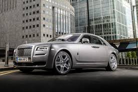 roll royce ghost rolls royce ghost 2010 car review honest john