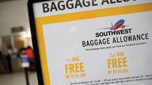southwest baggage fees what to expect from southwest airlines at cvg exclusive