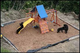 Dog Playground Equipment Backyard by Alaskan Playground