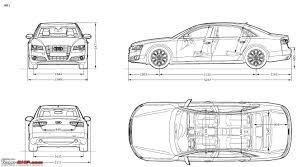 audi size audi a8 l details specs and prices team bhp