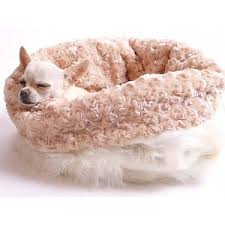 Cuddle Cup Dog Bed Susan Lanci Design Susan Lanci Cuddle Cup Cream Fox With Camel