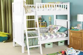 Hyder Bunk Beds Hyder Triton White Wooden Bunk Bed Bedworld At Bedworld Free