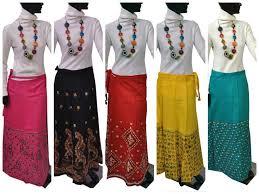 wrap around wrap around skirts always a fashion desire in summers indian