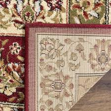 Safavieh Lyndhurst Collection Safavieh Lyndhurst Collection Traditional Multicolor Ivory Rug 8