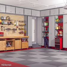 Garage Cabinets Design 51 Brilliant Ways To Organize Your Garage Family Handyman