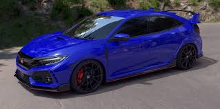 officially revealed 2017 honda civic type r with 306 hp 295 lb