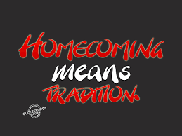 homecoming quotes graphics
