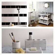 Sandstone Bathroom Accessories by Colour Scheme Black In The Bathroom The Idealist