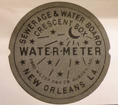 water meter new orleans new orleans market shop nola h2o local creations shop