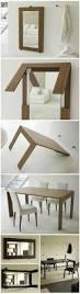 mirror table conversion muebles que se modifican que surtende la