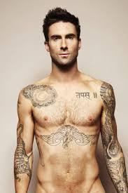 best tattoo ideas for men chest tattoo tattoo and adam levine