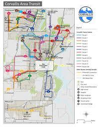 Map Of Corvallis Oregon by Corvallis Tsp Tdp