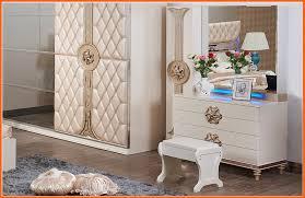chambre a coucher avec coiffeuse mobilier baroque moderne chambre à coucher coiffeuse table de