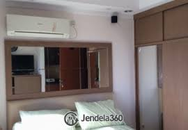 sewa grand kartini apartment lantai 10 unit studio fully