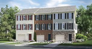 rappahannock landing garage townhomes new home community