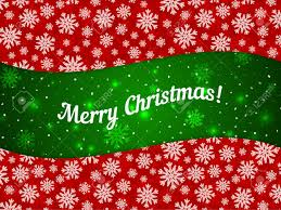 christmas pattern red green merry christmas theme banner witn snowflake pattern red green
