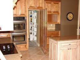 hidden walk kitchen pantry house projects pinterest house plans
