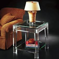 decorations cool end table decors with unique design dark brown