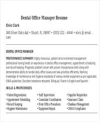 office manager resume 42 manager resume templates free premium templates