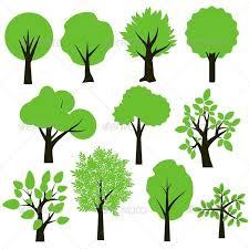 tree symbol trees set by elyomys graphicriver