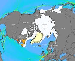 North Pole Alaska Map by Maps Cryopolitics