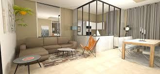 chambre salon verriere chambre salon idées décoration intérieure farik us