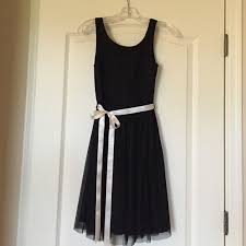 black ribbon belt black dress with colored ribbon belt s from s closet on