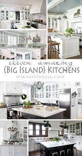 big island kitchen big island kitchens maison de pax