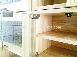 Cabinet Door Catch Magnetic Cabinet Door Lock Wardrobe Light Cabinet Plastic Catch