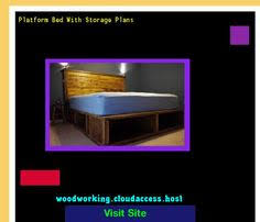 Woodworking Plans Platform Bed With Storage by How To Build A Home Bar Cabinet 223555 Woodworking Plans And