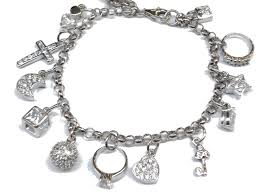 bracelet charm silver images Silver bracelets for women watchfreak women fashions jpg