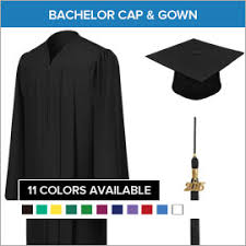buy cap and gown high quality gown cap for bachelor 3g graduation shop