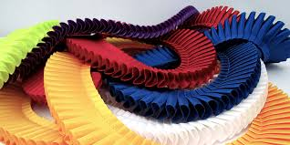 pleated ribbon pleated ribbon hubschercorp