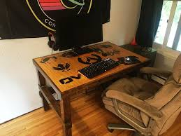 Ultimate Gaming Desk Ultimate Gaming Desk New Furniture