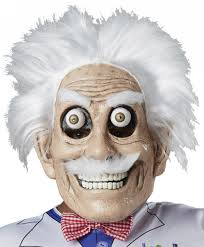 old man mask for halloween old man