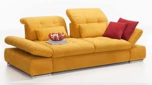 zweisitzer sofa g nstig kawoo zweisitzer sofa maisfarbener bezug kati 20387 verchromte